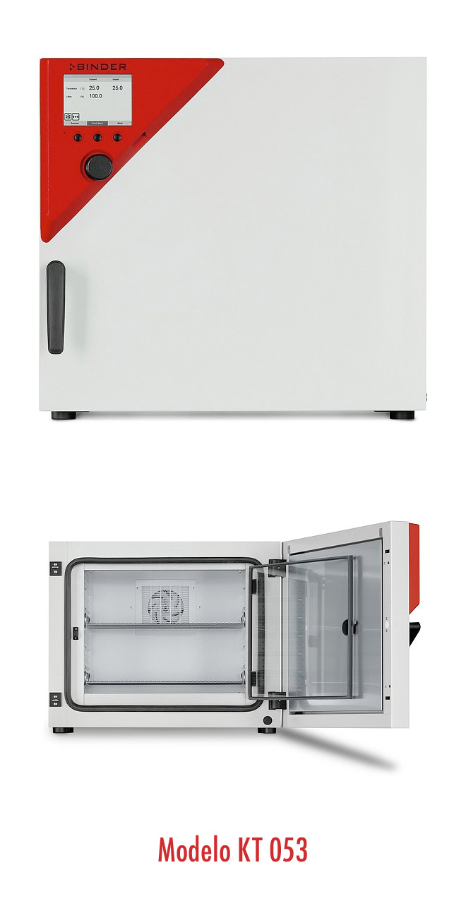 Cooling Incubator with Peltier